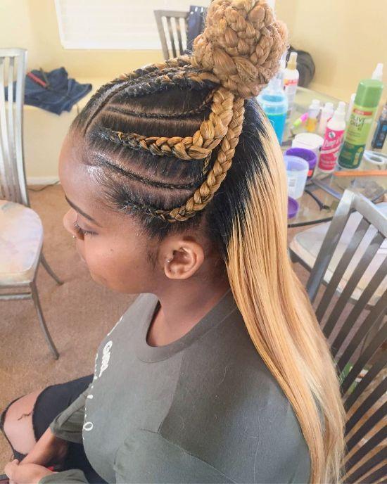 Dark Women Hairstyles