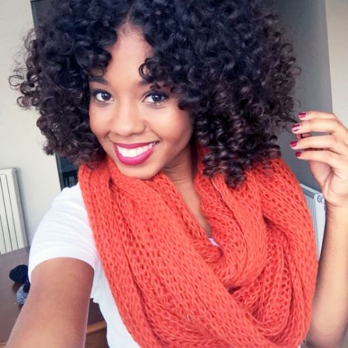 Afro-Inspired Crochet braids
