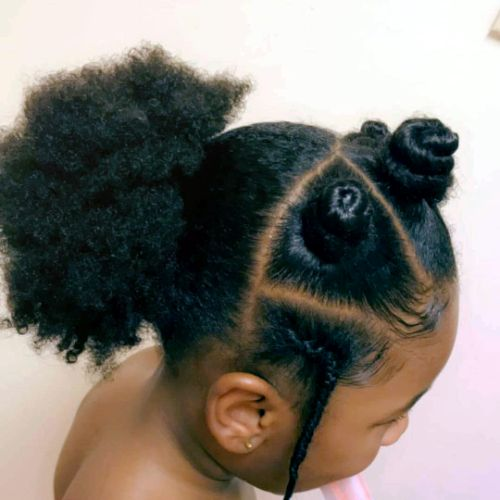 Cute Hairstyles for Black Girls: 29 Hairstyles for Black ...