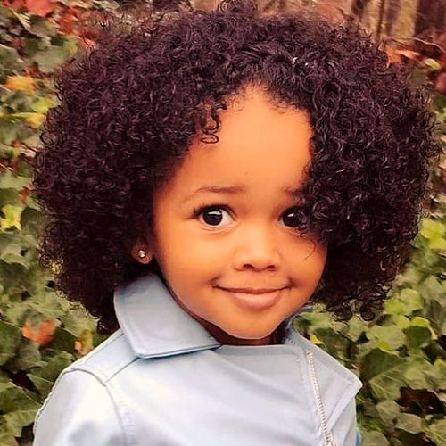 Natural hair Afro : cute hairstyles for black girls