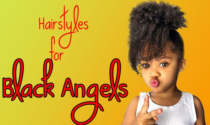 Cute Hairstyles for Black Girls: 29 Hairstyles for Black Girls