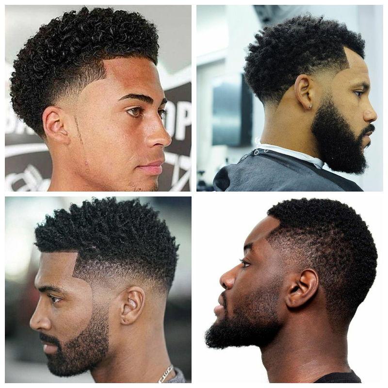 Low Fade Haircuts: african american haircuts