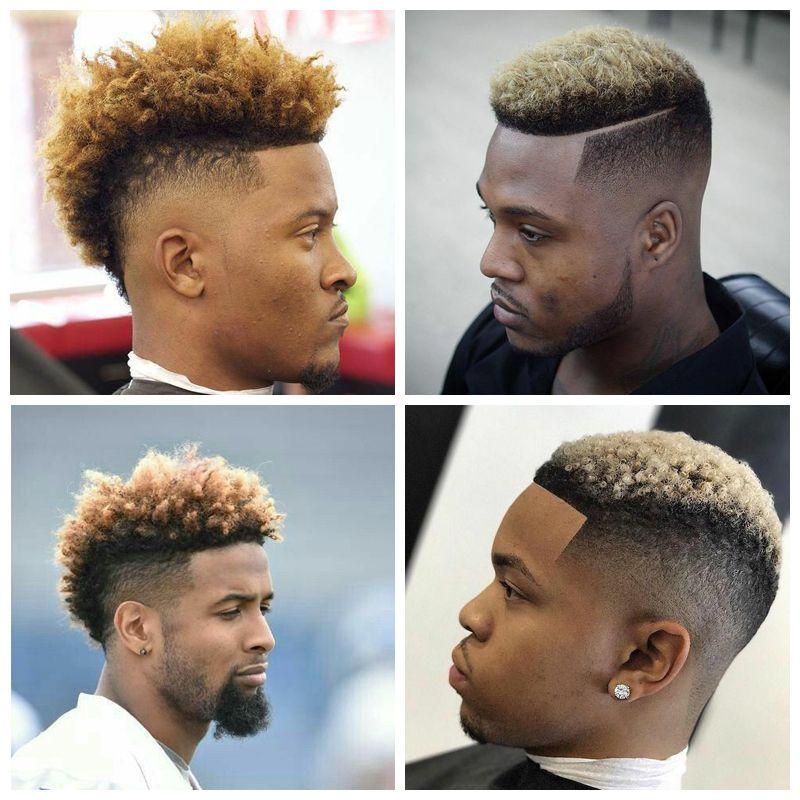 Blonde Haircuts: african american haircuts
