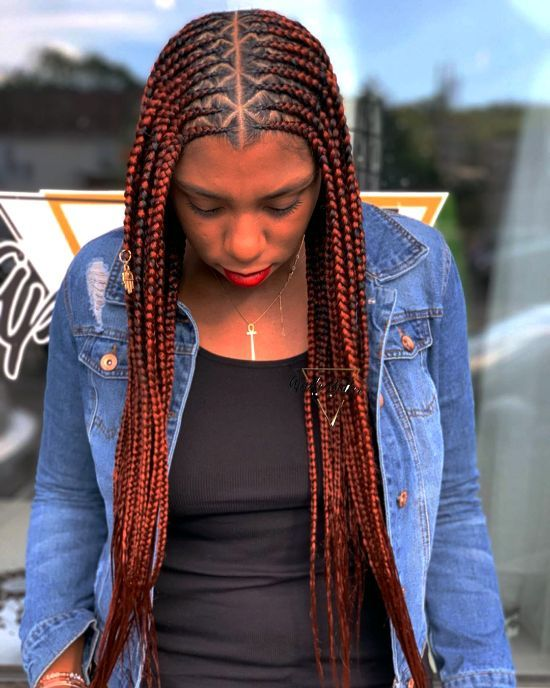 Cornrows Braids 45 Killer Braided Hairstyles For Black Women Curly Craze