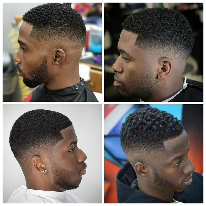 Taper Fade Haircuts: haircuts for black men