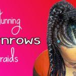 Cornrows Braids | 45 Killer Braided Hairstyles for Black Women