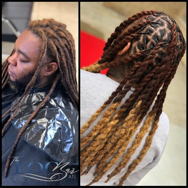Starting Locs with Braids or Plaits