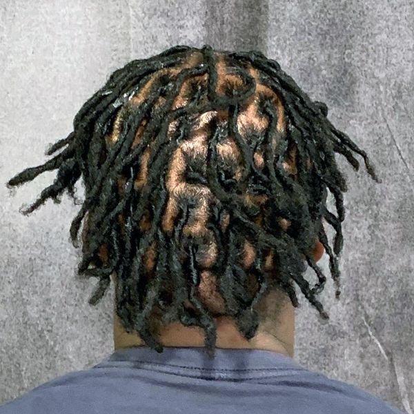 Coils for Black Men