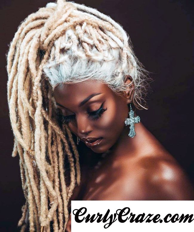 Blonde Dreadlocks