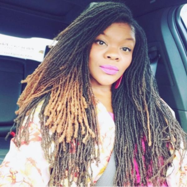 Sisterlocks Hairstyles for Black Women
