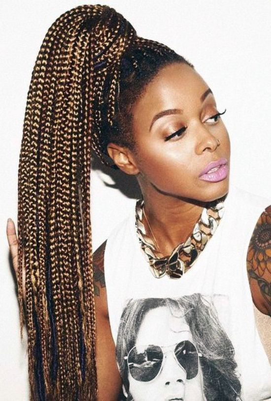 Braided-ponytail-tribal-style-braids-Lemonade-Braids