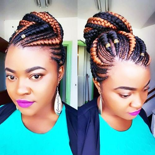 Bonus Natural hairstyles