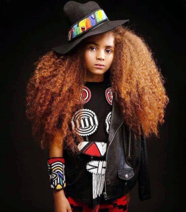 Long Afro