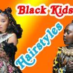 19 Gorgeous Little Girls Hairstyles (Black)
