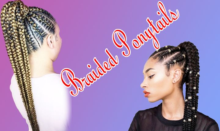 39 Crazy Braided Ponytail Hairstyles