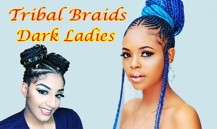 The Unseen 125 Tribal Braids for this Big Season