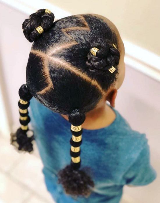 Can You Ignore These 75 Black Kids Braided Hairstyles Curly Craze
