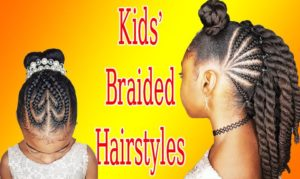Can You Ignore These 75 Black Kids Braided Hairstyles?