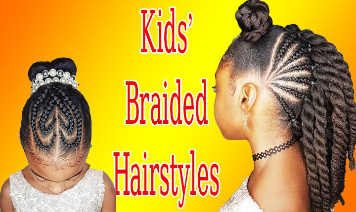 Groovy Can You Ignore These 75 Black Kids Braided Hairstyles Curly Craze Natural Hairstyles Runnerswayorg