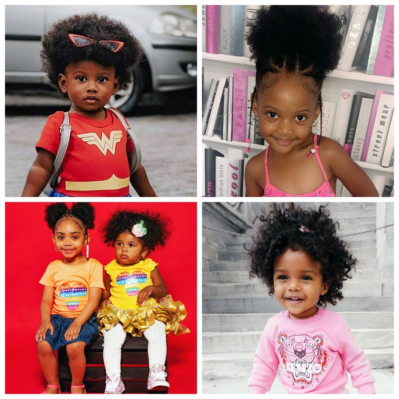 Afro for Kids