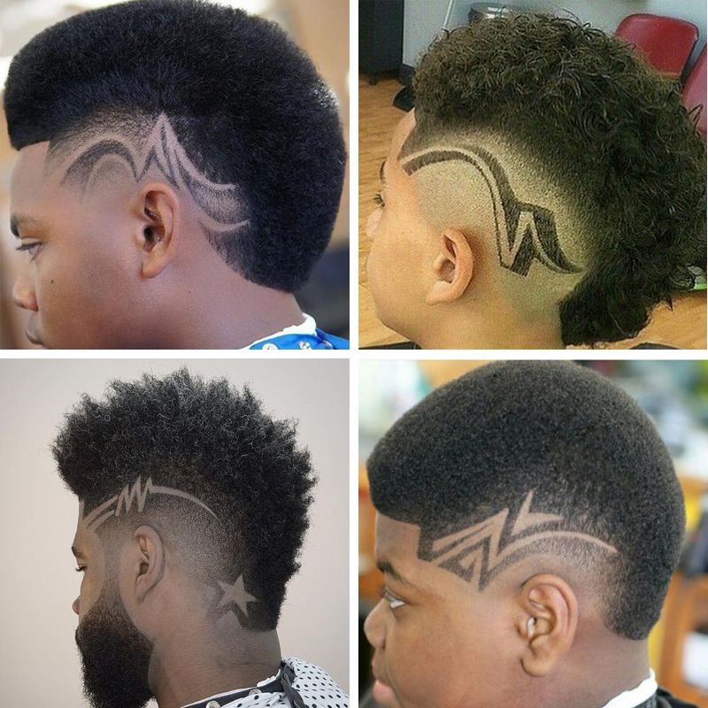 Fade and Mohawk
