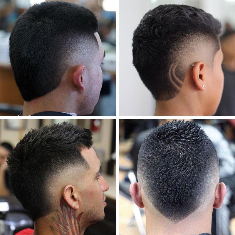 Natural Haircuts