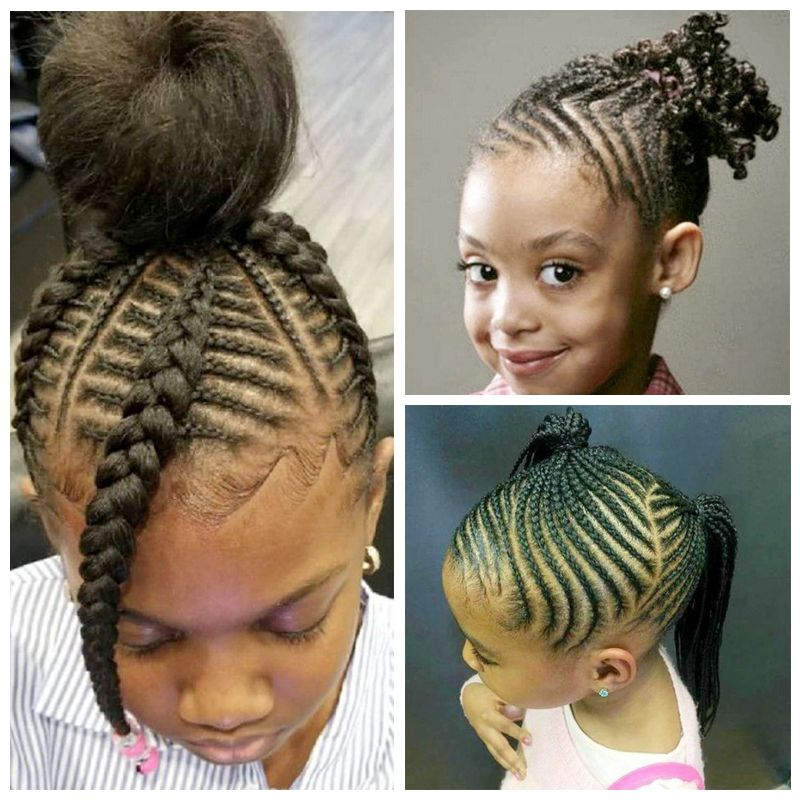 Wondrous Sweet Cornrows For Cute Little Girls Curly Craze Schematic Wiring Diagrams Amerangerunnerswayorg