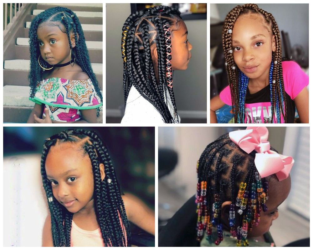 Poetic Justice Braids with Beads