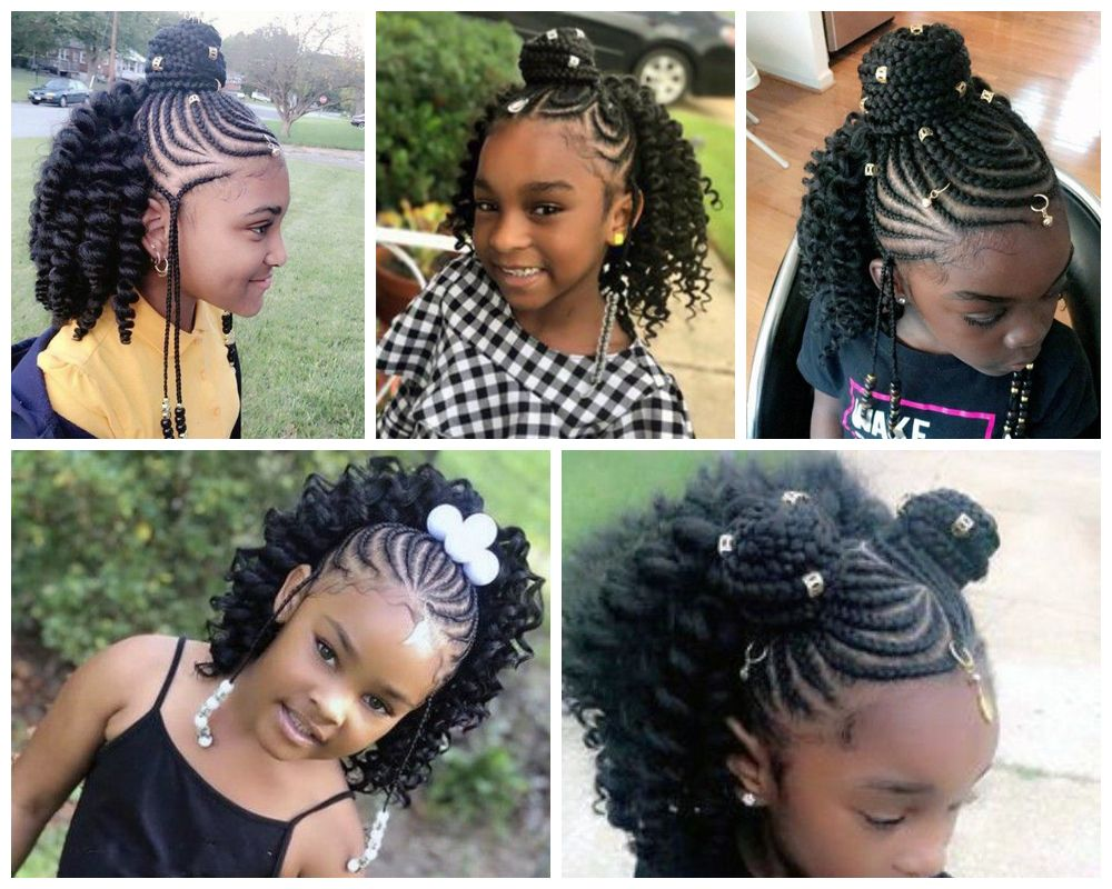 Beaded Crochet Braids