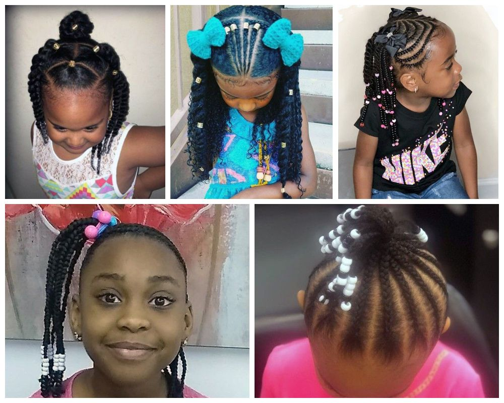 Braids and Beads Ideas for African American Kids