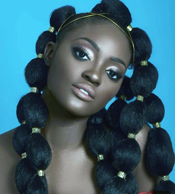Bubble Braids- The Lovely Designs