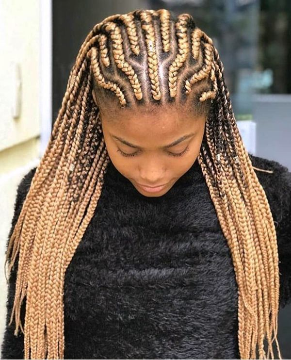 Golden Braids
