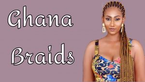 40 Seductive Ways to Wear Ghana Braids