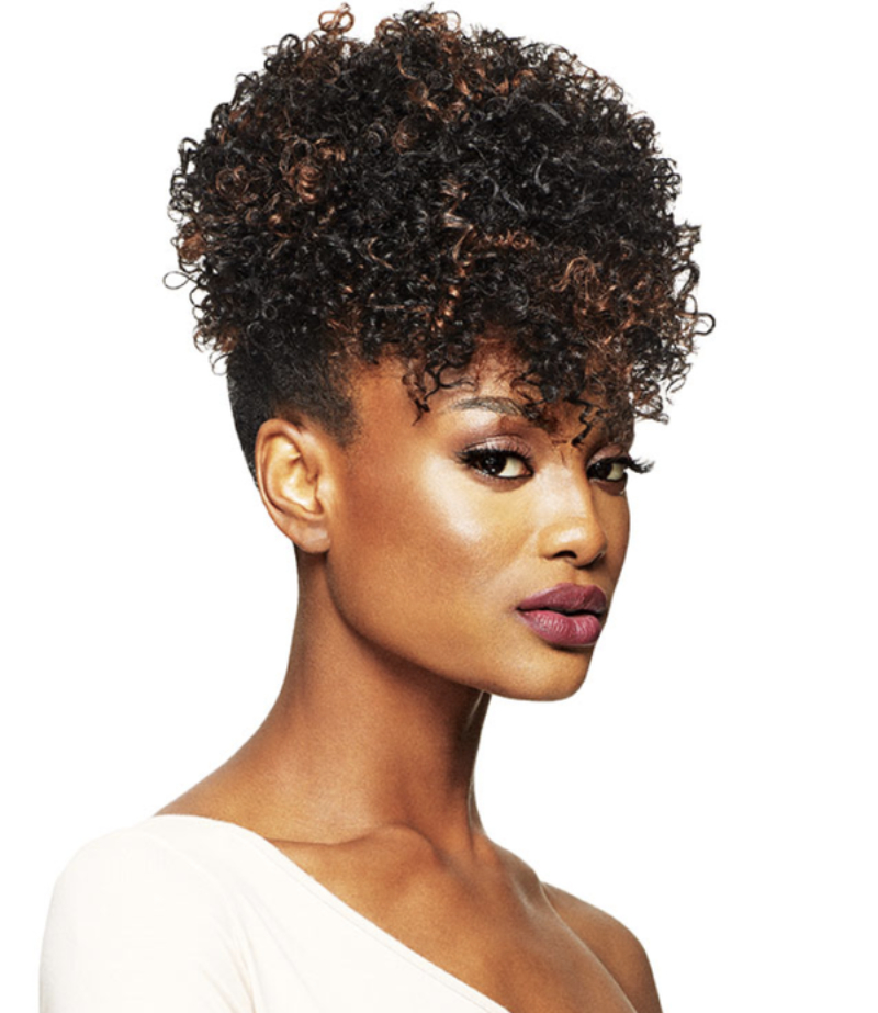 Tapered Short Hairstyle