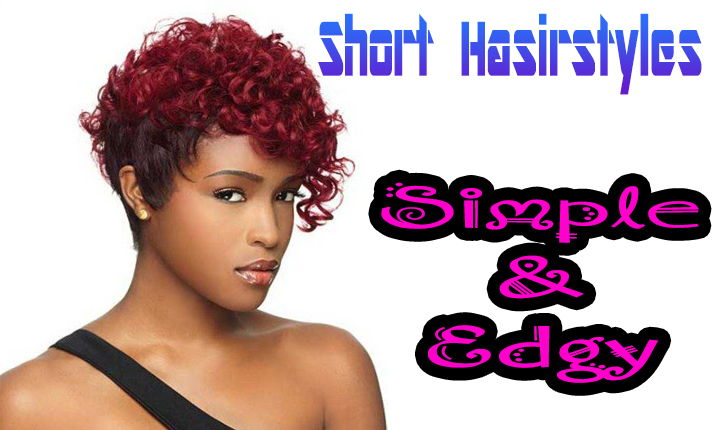 Handpicked Simple & Edgy Short Hairstyles That Turn Heads in 2021