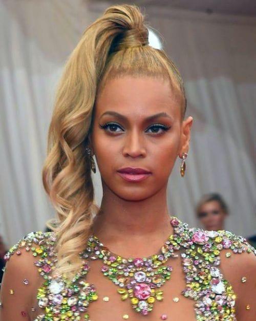 High Ponytail and Beyoncé