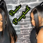 Genie Ponytail Ideas: 60+ Overwhelming Designs and Styles